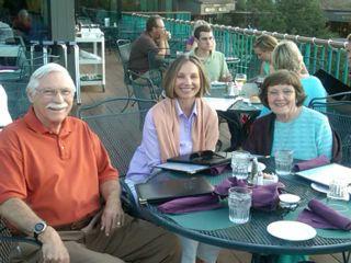 Ed Stillman, Melinda, Carolyn Stillman.