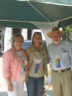 Ann Northern, Melinda, Bill Northern.